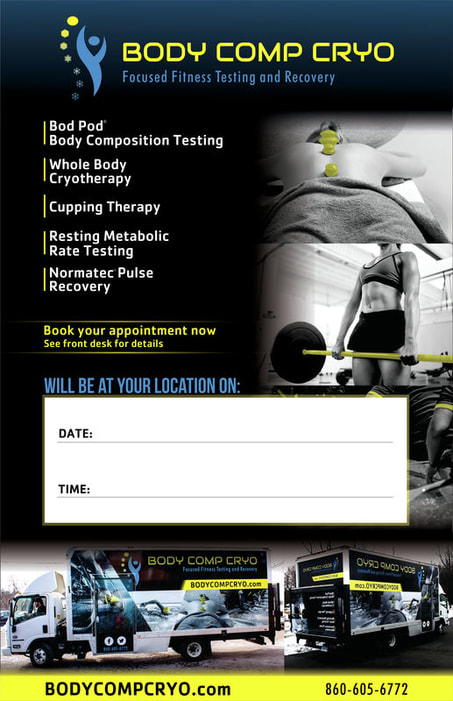 Body Comp Cryo Pamphlet