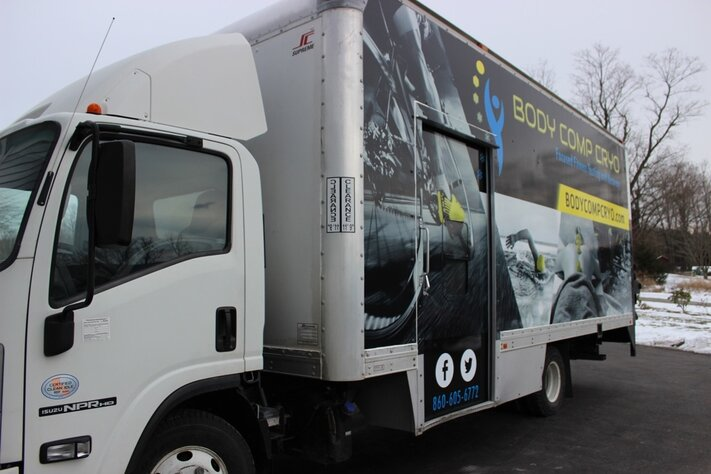 Body Comp Cryo Truck